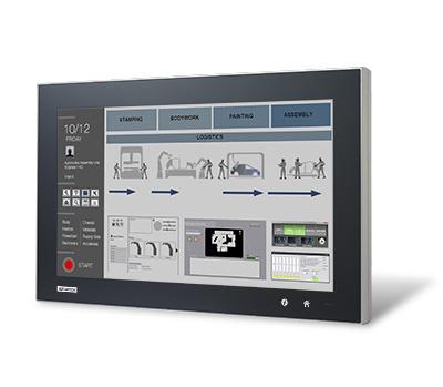 Modularer Panel PC